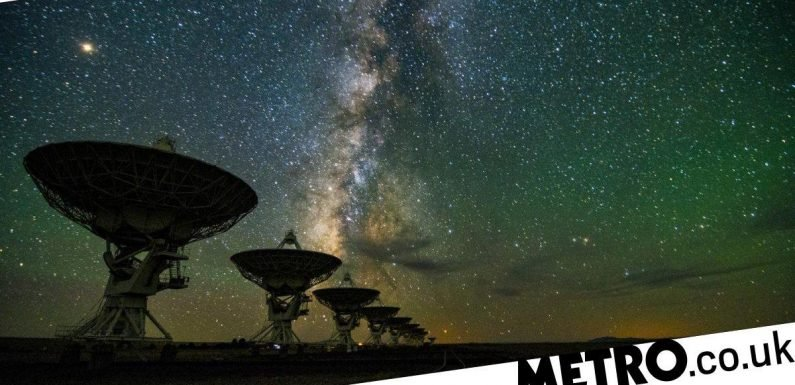 Extraterrestrial life is out there and SETI is busy looking for it