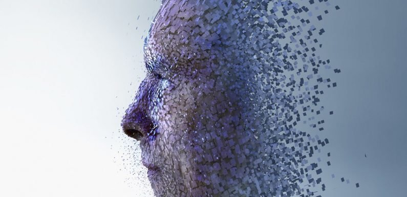 Scientists create facial models using identity information stored in the brain