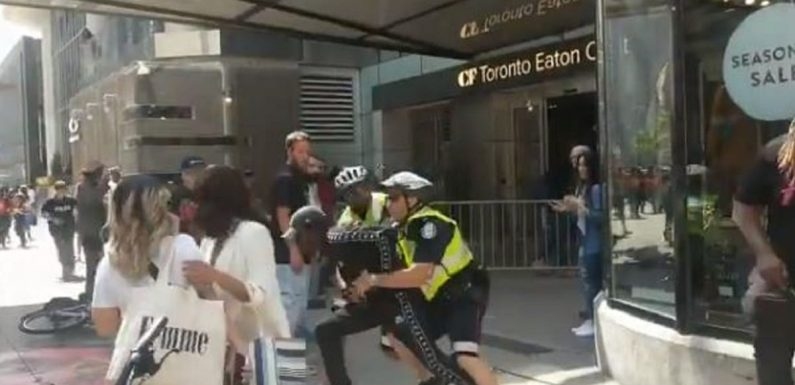 Toronto Raptors victory parade: Four people shot, police arrest three suspects [Video]