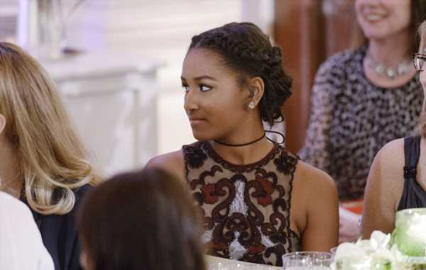 Sasha Obama Graduated High School & She Might Have A Big Move Ahead Of Her