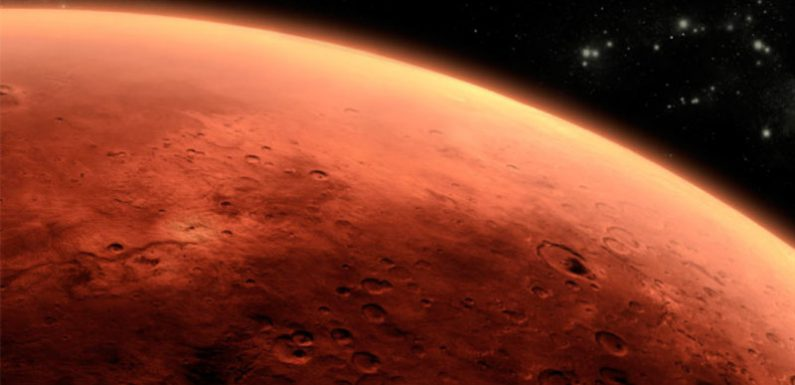 A sudden belch of methane has NASA searching for life on Mars