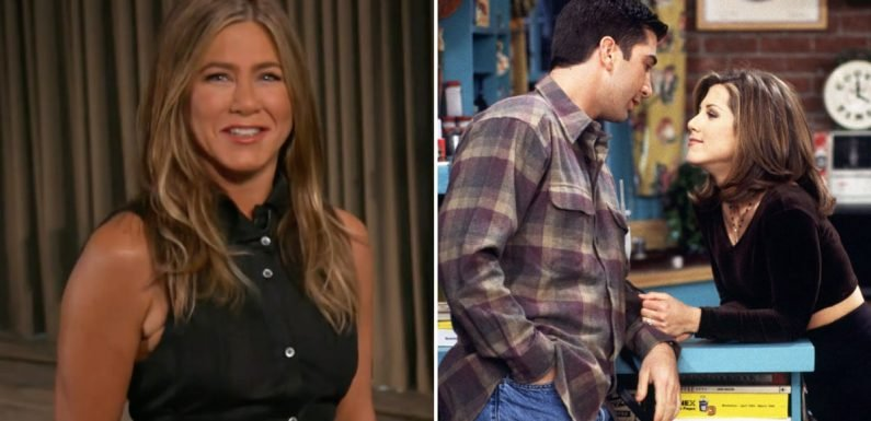 "Jennifer Aniston Says Ross and Rachel Would ""Absolutely"" Still Be Together Today"