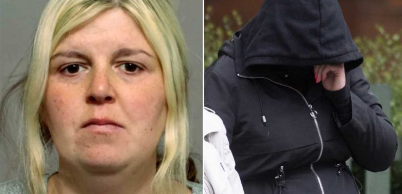 Mom wrapped daughter in plastic bag and left her in bushes to die