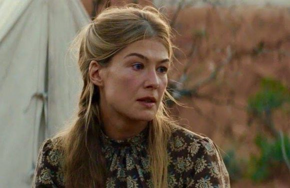 Rosamund Pike to Star in Amazon's 'Wheel of Time' Fantasy Series