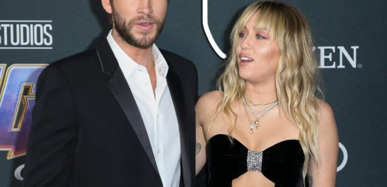 Miley Cyrus Dismisses 'Dumb' Breakup Rumors In Mushy 10-Year Anniversary Post To Liam Hemsworth!