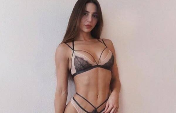 90 Day Fiancé's Anfisa Scores in Bodybuilding Contest