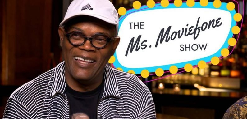 Ms. Moviefone and the Cast of 'Shaft' Are Just Talking About Shaft (Can You Dig It?)