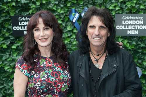 Alice Cooper and his wife of 43 years clarify 'death pact' comments