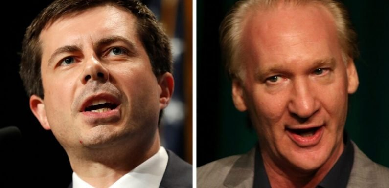 Bill Maher: Pete Buttigieg is 'too young' to be president