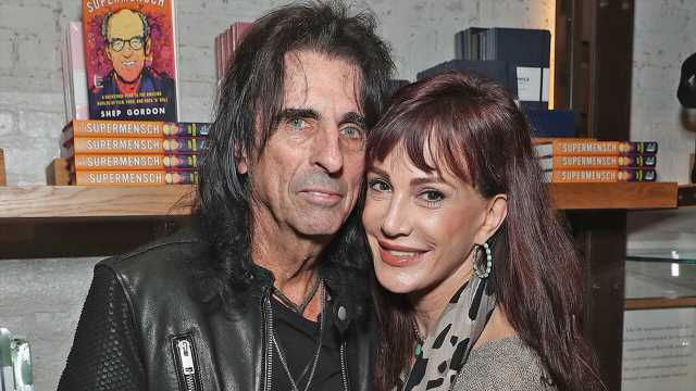 Alice Cooper explains 'death pact' with wife: 'We have a life pact'