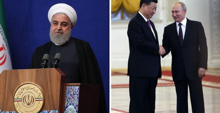 World War 3: Russia and China reiterate Iran SUPPORT as Tehran works on nuclear weapons