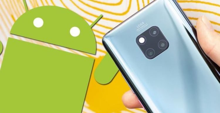 Mate 20 Pro could soon receive its biggest Android update ever