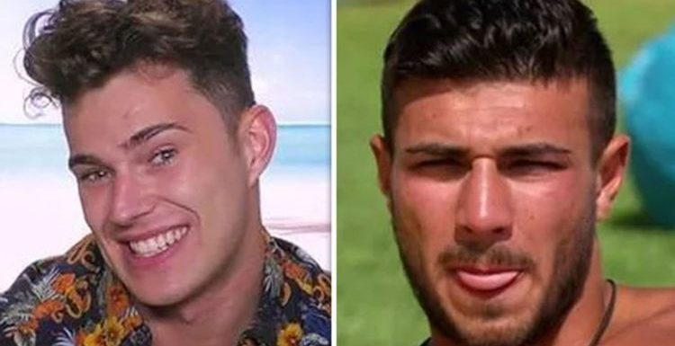 Tommy Fury: Love Island star's cute moment with Curtis Pritchard reveals hidden message