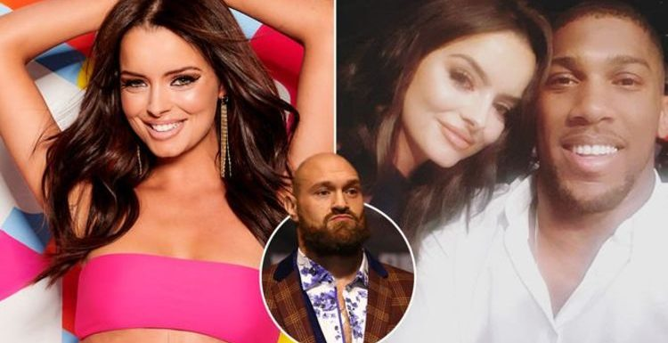 Tommy Fury brother: Has Love Island's Maura been a ring girl for Tyson Fury?