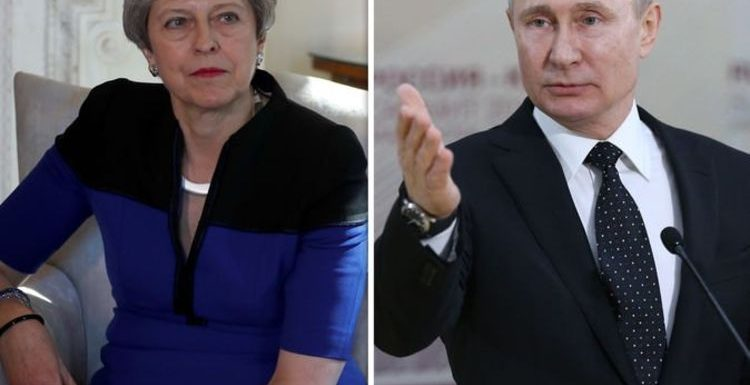 Putin news: Will May meet Putin this month? Huge landmark meeting set – will it happen?