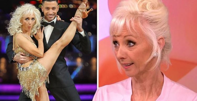 Debbie McGee: Strictly Come Dancing star's helping hand to Giovanni's new partner REVEALED