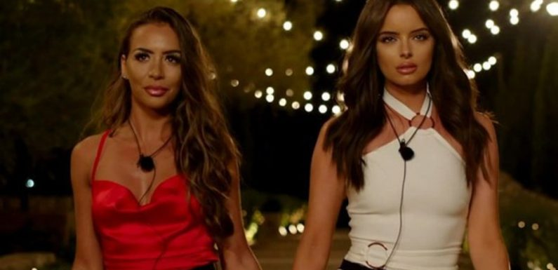 Love Island's Maura Higgins slapped with ITV warning over 'gay slur'