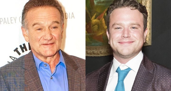 Robin Williams' Son Names Newborn First Child After the Late Actor