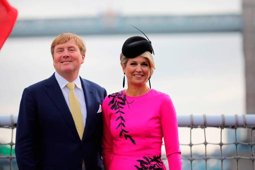 The Netherlands' Queen Máxima: the style icon set to thrill in Ireland this week