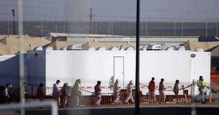 Rotten food, mouldy bathrooms found at ICE detention facilities: Watchdog