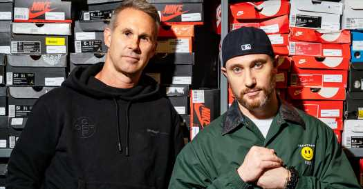 Buy Low-Tops, Sell High-Tops: A Sneaker Exchange Is Worth $1 Billion