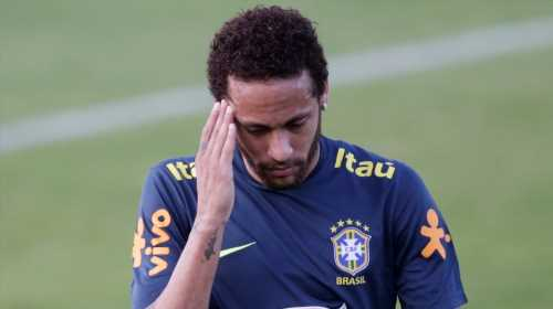 Brazilian footballer Neymar says alleged rape was a 'setup'