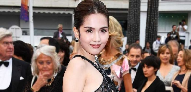 Vietnamese Model Ngoc Trinh May Be Fined for Her Revealing Cannes Dress