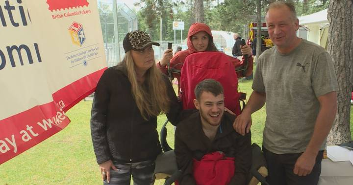 C.R.I.S. Adaptive Adventures takes participants to new heights in West Kelowna