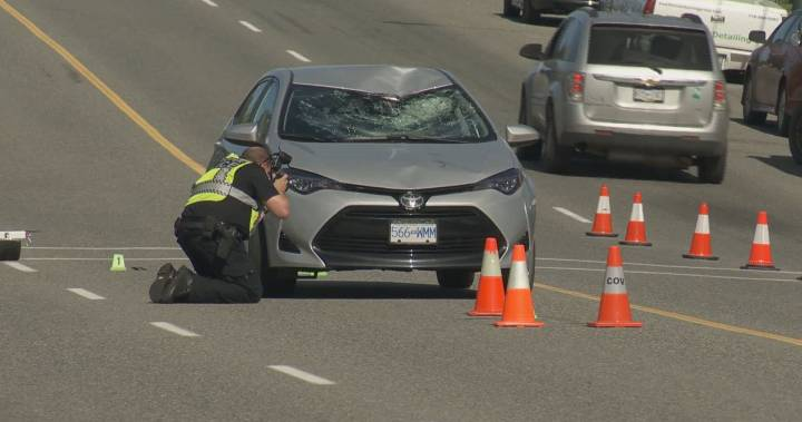 Man in his 60s seriously hurt in East Vancouver collision, police investigating
