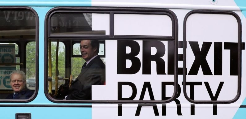 Nigel Farage's Brexit Party hopes for first UK lawmaker in Peterborough vote