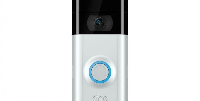 See visitors clearly through Ring doorbell