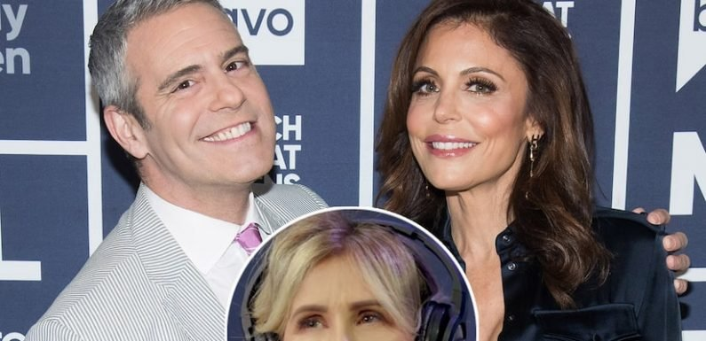 Carole Radziwill Doubles Down on 'Full of S–t' Andy Cohen Comments, Claims Bethenny Faked This 'RHONY' Storyline