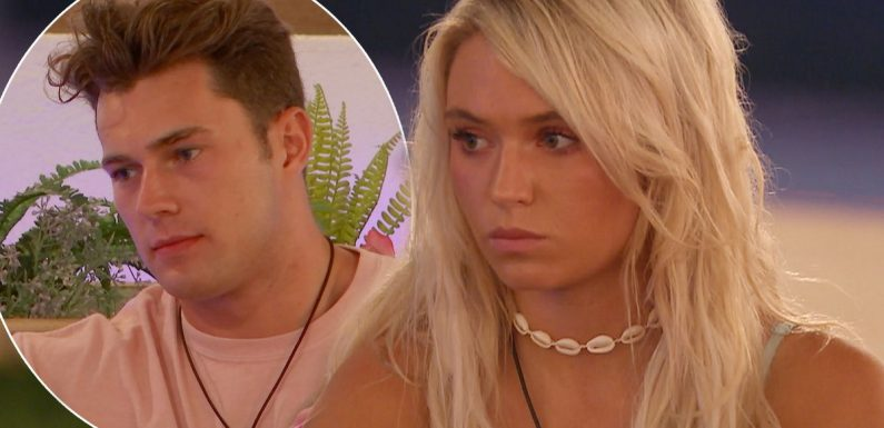 Love Island's Lucie Donlan calls Curtis Pritchard the villa's 'biggest game-player'