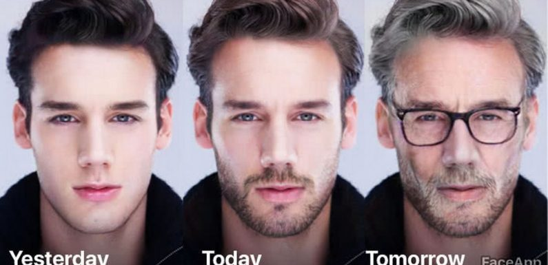 FaceApp old age 'challenge' is back – but it could be stealing your photos