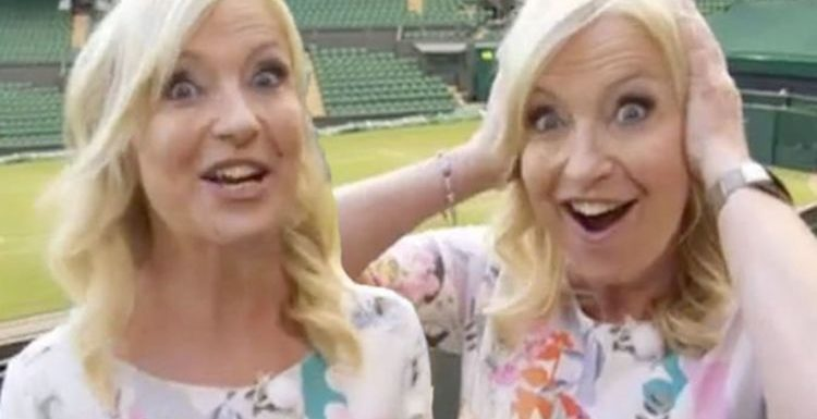 BBC News: 'You can't say that' Carol Kirkwood scolds guest over 'terrible' swipe