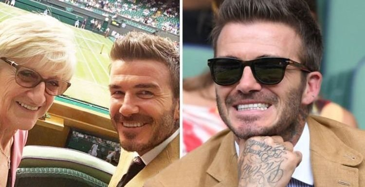 David Beckham mistakenly lets Wimbledon 2019 secret slip in Instagram blunder