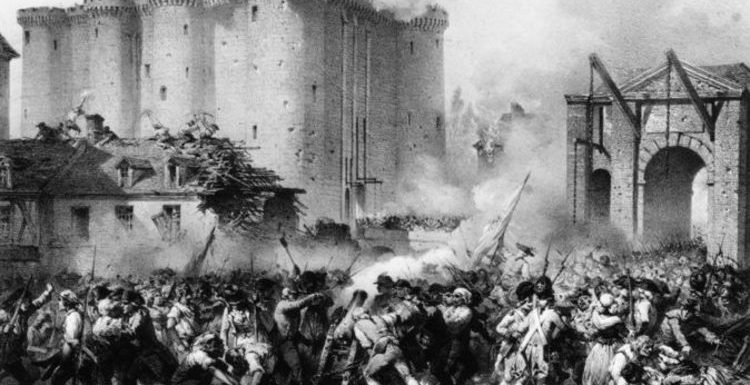 Bastille Day celebrations begin: What is the history behind Bastille Day?