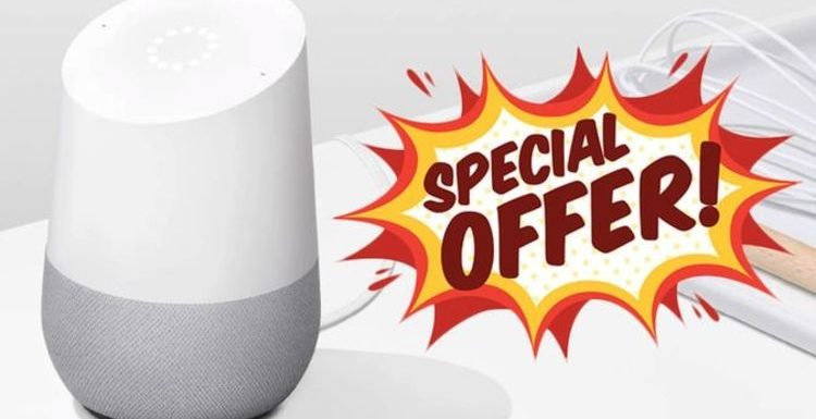 Google Home sale – These unbelievable smart speaker offers end tomorrow