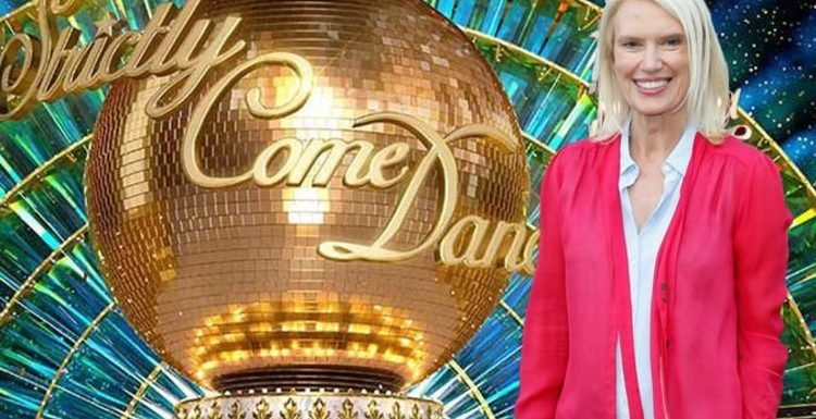 Strictly Come Dancing: 'Can't wait to strut her stuff' Anneka Rice revealed as first star?