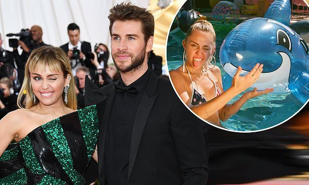 Miley Cyrus WON'T have babies 'until there is fish in the water'