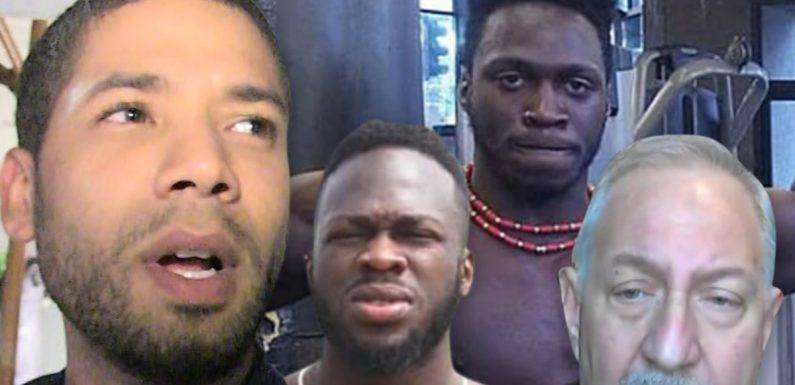 Jussie Smollett's Lawyers Want Osundairo Brothers Suit Dismissed