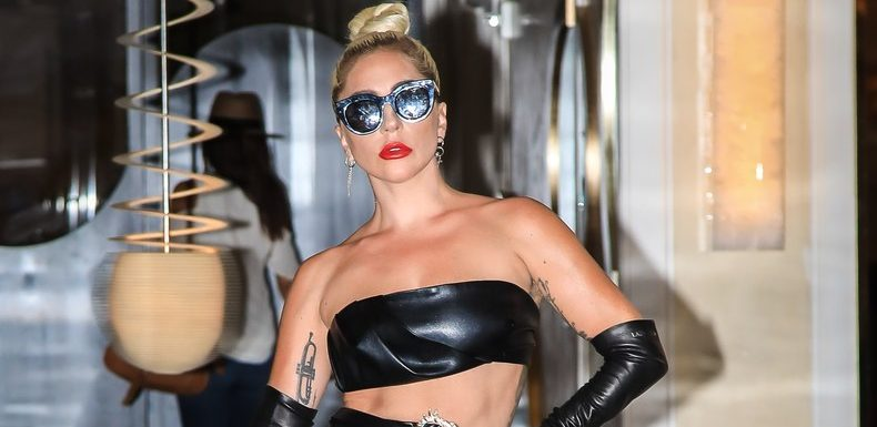 Lady Gaga Steps Out with a New Man, Takes Back Control of Her Narrative