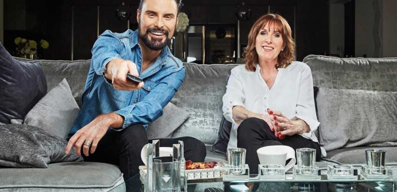 Celebrity Gogglebox 2019 – here's who's taking part