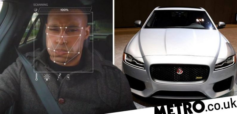 Jaguar Land Rover building AI 'mood detection system' to reduce driver stress