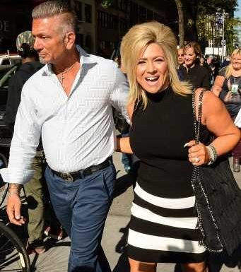 'Long Island Medium' Theresa Caputo Said Her Relationship With Ex-Husband Larry Is 'Fantastic'