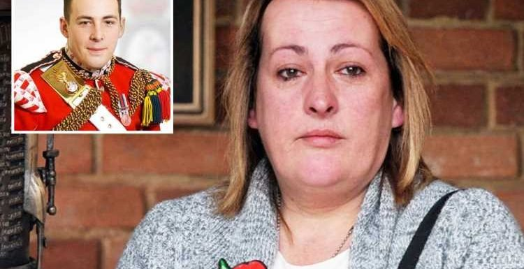 Lee Rigby's mum is marking her murdered son's birthday by relaunching charity in his honour – The Sun