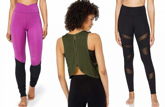 Deal Alert! Tons of Amazon Leggings and Other Comfy Essentials Are on Sale For Today Only