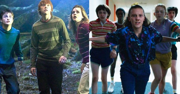 """Everyone Is A Combination Of A Kid From """"Stranger Things,"""" And A Kid From """"Harry Potter,"""" — Which Are You"""