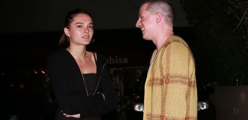 Charlotte Lawrence Has Date Night With Charlie Puth in LA