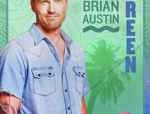 Brian Austin Green Jokes About New BH90210 Trading Cards: 'What Have I Done'